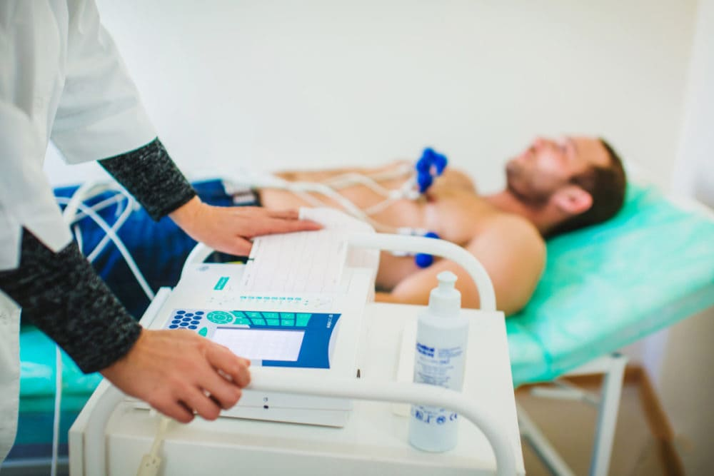 Elektrokardiografiya