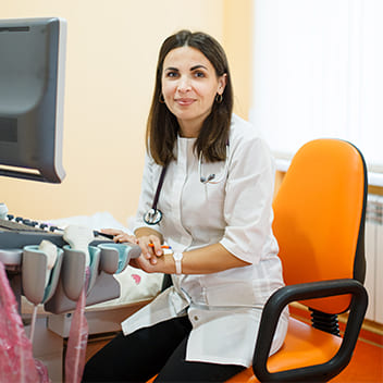 Кузьменко Татьяна Владимировна, врач УЗИ Симферополь