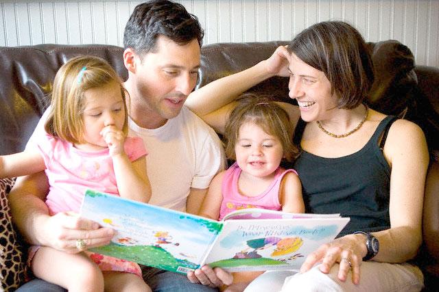 Расти здоровым - Программа по наблюдению ребенка от рождения до года