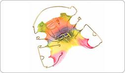 Съемные пластинки - ортодонтия