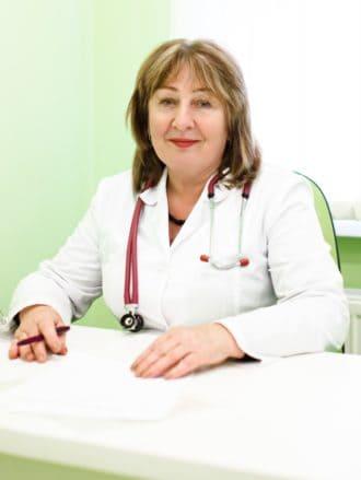 врач-аллерголог-иммунолог, врач-педиатр Кушнир Елена Федоровна