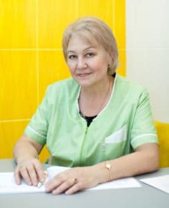Ховавко Татьяна Александровна врач-нефролог