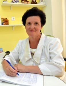 логопед Матушевская Наталья Евгеньевна