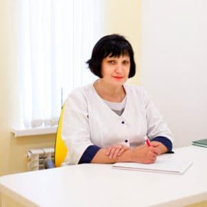 врач-гастроэнтеролог, врач-эндоскопист Братчик Оксана Владимировна