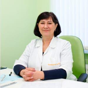 врач-аллерголог-иммунолог высшей категории Воробьева Марина Юрьевна