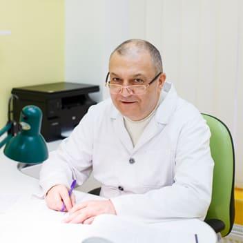 врач-ультразвуковой диагностики высшей категории Горелов Евгений Константинович