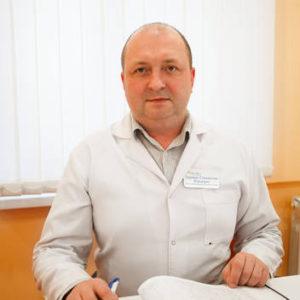 врач-ультразвуковой диагностики Гуревич Станислав Юрьевич