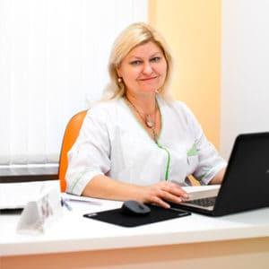 врач-невролог Леутина Наталья Анатольевна