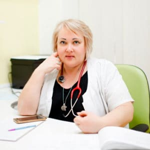 врач-детский кардиолог Макарова Ирина Викторовна