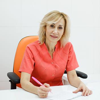 Тютюненко Светлана Викторовна врач-стоматолог-терапевт