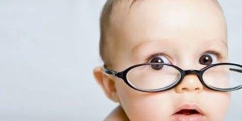 детское зрение, что вредно