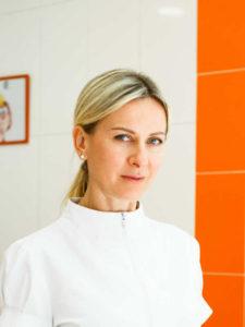 Рюмшина Леся Владимировна